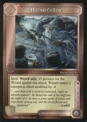 Wizard's Fire [Blue Border]