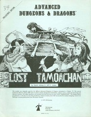 Lost Tamoachan