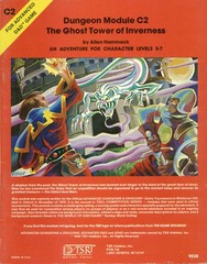 AD&D C2 - The Ghost Tower of Inverness 9038