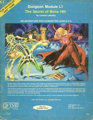 AD&D L1 - The Secret of Bone Hill 9045