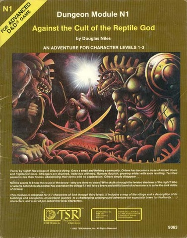 Against the Cult of the Reptile God