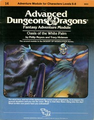 AD&D I4 - Oasis of the White Palm 9053