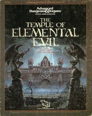 AD&D T1-4 - The Temple of Elemental Evil 9147
