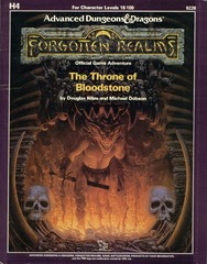 Throne of Bloodstone