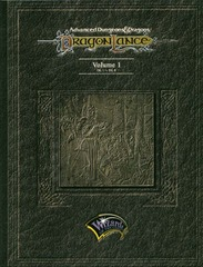 Dragonlance Volume 1: DL1 - DL8