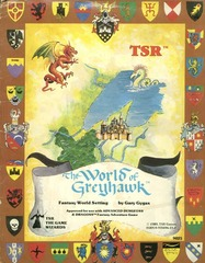 The World of Greyhawk Gazeteer