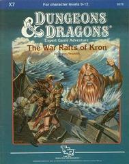 D&D X7 - War Rafts of Kron - 9079