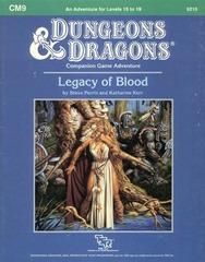 D&D CM9 - Legacy of Blood 9210