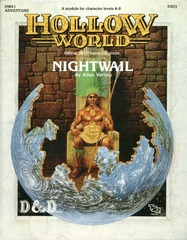 D&D Hollow World HWA1 Nightwail 9303