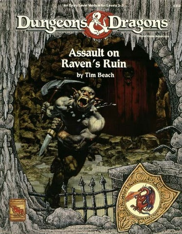 Assault on Ravens Ruin