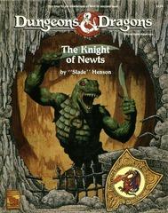 D&D Knight of Newts TSR