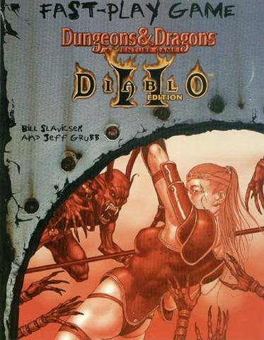 Fast-Play Game Diablo II Edition