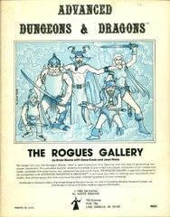 AD&D - The Rogues Gallery (1980) 9031