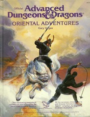 AD&D - Oriental Adventures 2018 HC