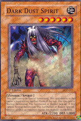 Dark Dust Spirit - PGD-017 - Common - 1st Edition