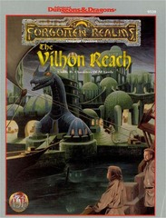 AD&D(2e) - The Vilhon Reach 9520
