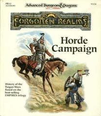 AD&D 2e FR12 - Horde Campaign 9324