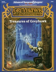 AD&D(2e) WGR2 - Treasures of Greyhawk 9360