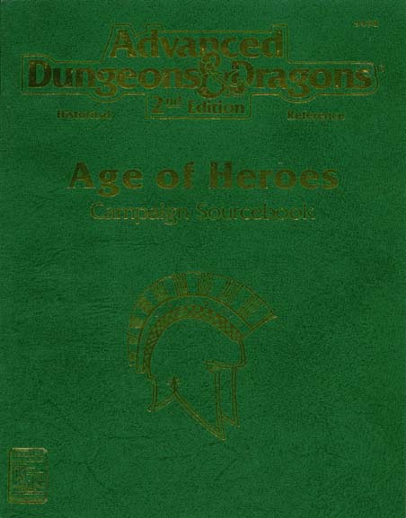 AD&D(2e) HR6 - Age of Heroes Campaign Sourcebook 9408