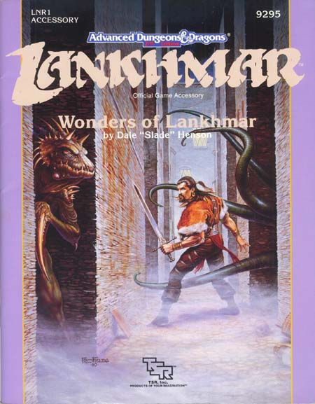 Wonders of Lankhmar