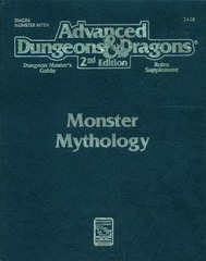 AD&D(2e) DMGR4 - Monster Mythology 2128