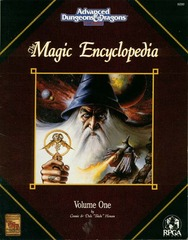 AD&D 2E - Magic Encyclopedia, Volume 1 9293
