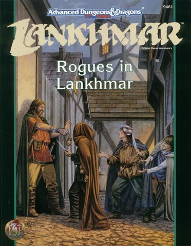 AD&D(2e) - Rogues in Lankhmar 9461