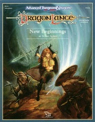 AD&D(2e) DLS1 - New Beginnings 9314
