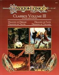 Dragonlance Classics: Volume III