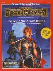 AD&D 2e FRC2 - Curse of the Azure Bonds 9239