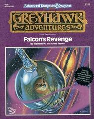 AD&D 2e WGA1 - Falcon's Revenge 9279