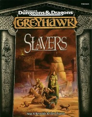AD&D Greyhawk - Slavers 11621