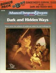 Dark & Hidden Ways