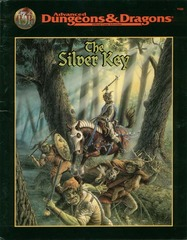 AD&D - The Silver Key 9508