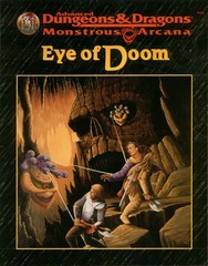 AD&D(2E) Monstrous Arcana - Eye of Doom 9530