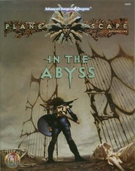 Planescape - In the Abyss - AD&D 2E