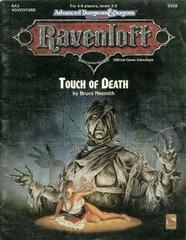 Ravenloft RA3 - Touch of Death 9338