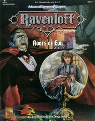Ravenloft RM1 - Roots of Evil 9413