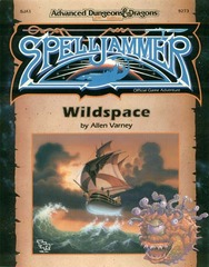 AD&D(2e) Spelljammer - Wildspace 9273