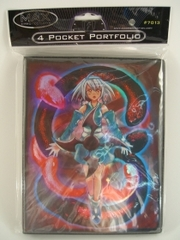 Max Protection Serpent Girl 4-Pocket Portfolio