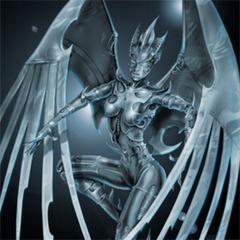 Max Protection Cyber Angel 9-Pocket Portfolio