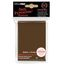 Ultra Pro Standard Sleeves - Brown (50 ct.)