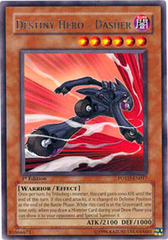 Destiny Hero - Dasher - POTD-EN017 - Rare - 1st Edition