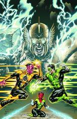 Green Lantern Corps The Weaponer Trade Paperback