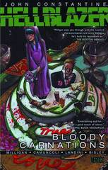 Hellblazer Bloody Carnations Trade Paperback
