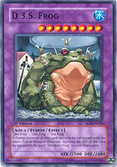 D.3.S. Frog - SOI-EN036 - Common - 1st Edition