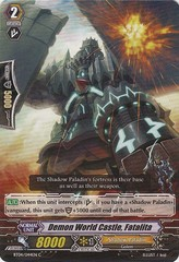 Demon World Castle, Fatalita - BT04/044EN - C