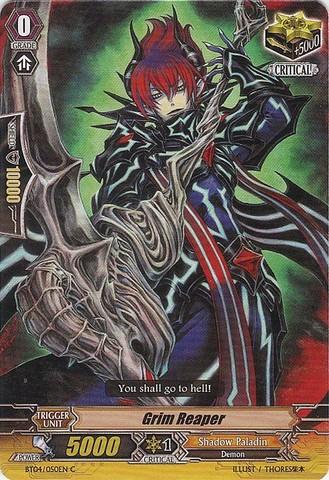 Grim Reaper - BT04/050EN - C - Cardfight! Vanguard » Cardfight