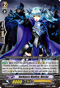 Darkness Maiden, Macha - BT04/S02EN - SP on Channel Fireball
