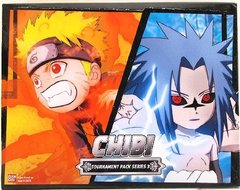 Naruto Shippuden Collectible Card Game Chibi Tournament Pack 3 Booster Box